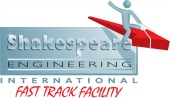 Shakespeare Engineering International Fast Track logo