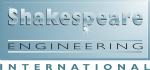 Shakespeare Engineering International logo
